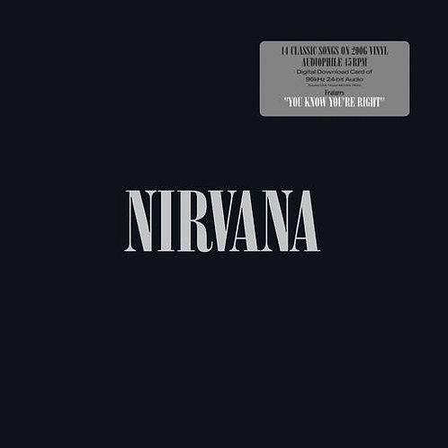 Nirvana - Nirvana..(2PC) (L.P.)