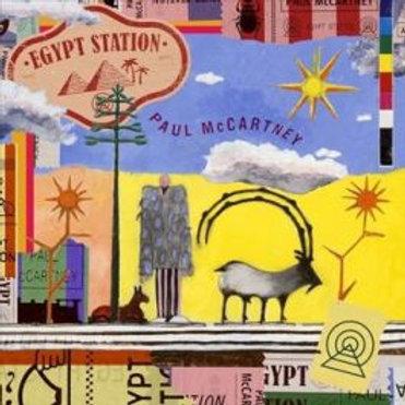 Paul McCartney- Egypt Station Deluxe Edition|Gatefold LP Jacket|Limited Edition