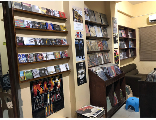 Plaka Express Record Store