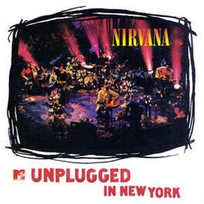 Nirvana Unplugged In New York (White Vinyl)