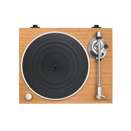 Audio Technica AT-LPW30TK Fully Manual Turntable