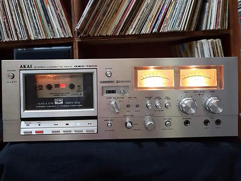 Akai GXC 750D Cassette Deck