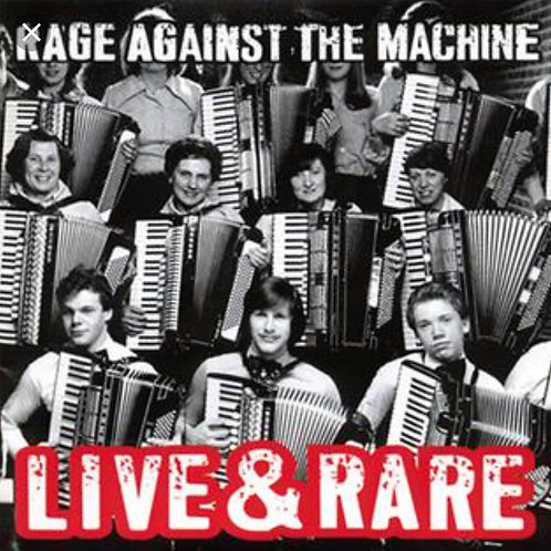 Rage Against The Machine – Live & Rare (RSD 2018) (LP)