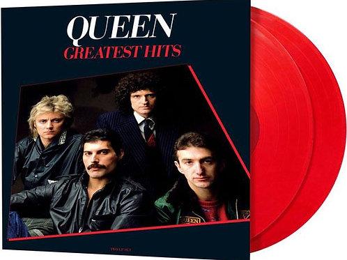 Queen - Greatest Hits [FYE Exclusive 2LP Red Vinyl]