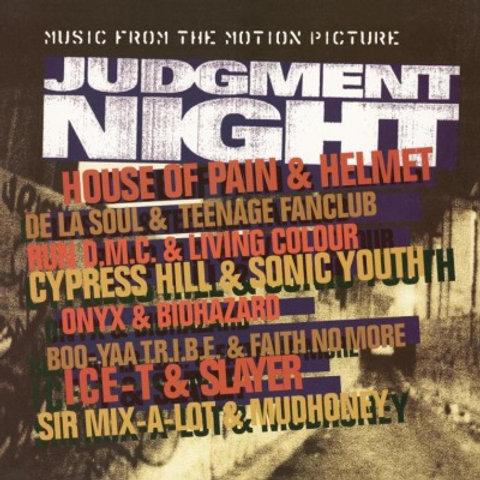 Judgment Night (Original Soundtrack) [Import] (180 Gram Vinyl) (L.P.)..