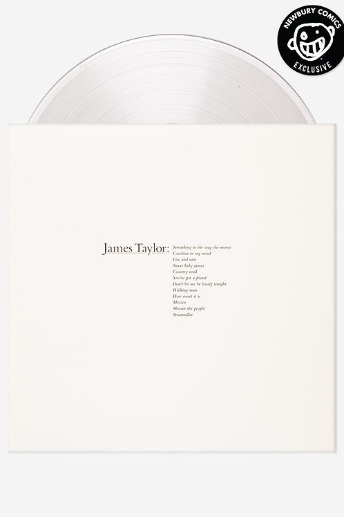 James Taylor Greatest Hits (Newbury Comics Exclusive Colored Vinyl)