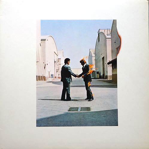 Pink Floyd - Wish You Were Here (colored vinyl)