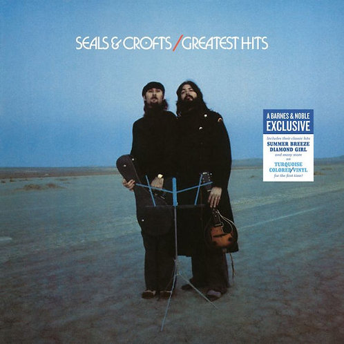 Seals and Crofts Greatest Hits [Turquoise Vinyl] [B&N Exclusive]