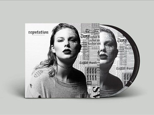 Swift, Taylor - Reputation (Picture Disc
