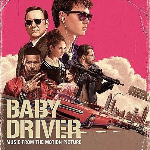 Baby Driver OST (2 LP Vinyl)