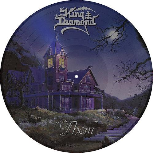King Diamond- Them (1 LP Picture Disc)