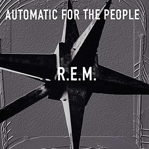 R.E.M. - Automatic For The People (25th Anniversary) (180 Gram Vinyl, Deluxe Edi