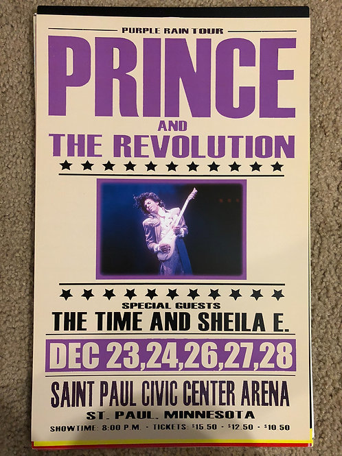 Prince and the Revolution Shiela E.