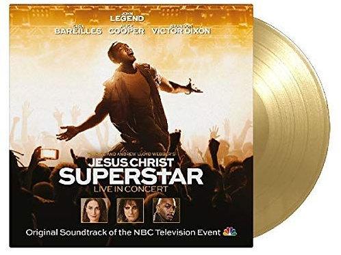 Various Artist- Jesus Christ Superstar Limited Edition Gold Vinyl
