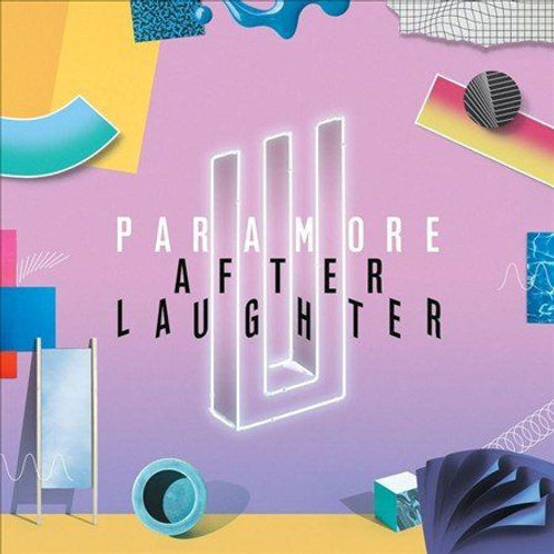 Paramore- After Laughter (Black or White Marble Vinyl) (LP)