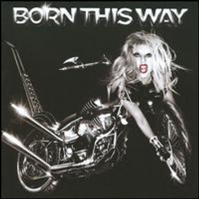Lady Gaga - Born This Way (L.P.)