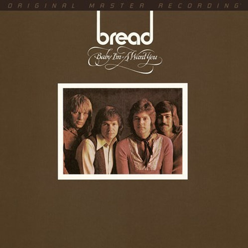 Bread - Baby I'm-A Want You (Numbered Edition 180g Vinyl LP)
