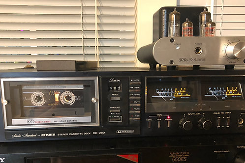 Fisher DD-280 Cassette Deck