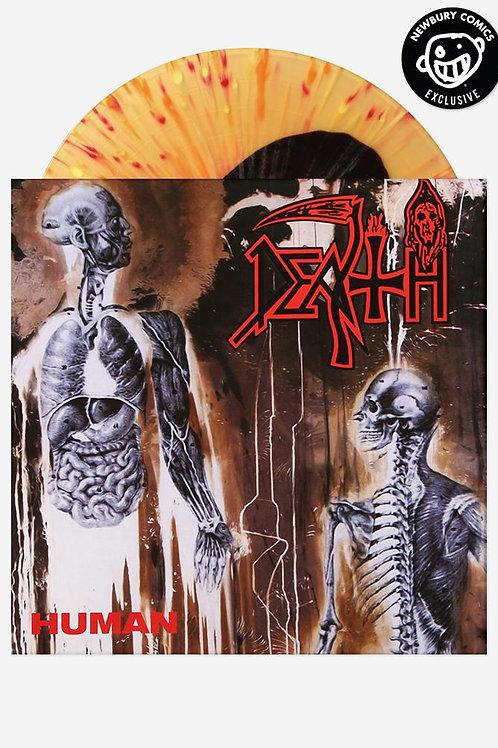 Death- Human (Newbury Exclusive Colored Vinyl)