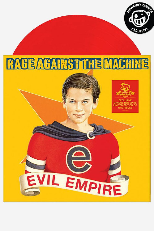 Rage Against The Machine- Evil Empire Newbury Exclusive Vinyl LP