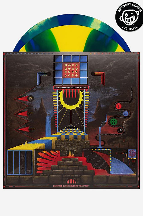 King Gizzard and the Lizard Wizard Polygowanaland Newbury Exclusive Vinyl