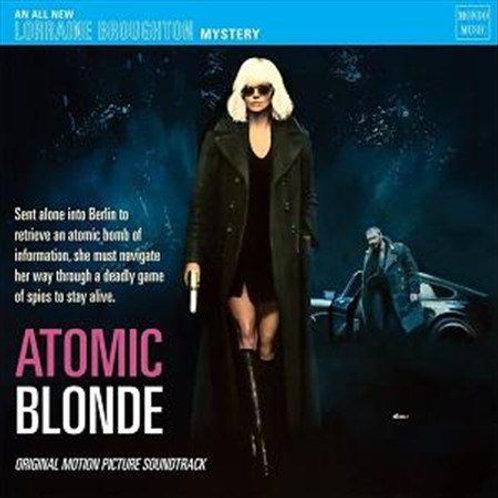 Atomic Blonde-OST (2 Lp Vinyl)