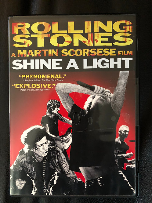 Rolling Stone- Shine A Light