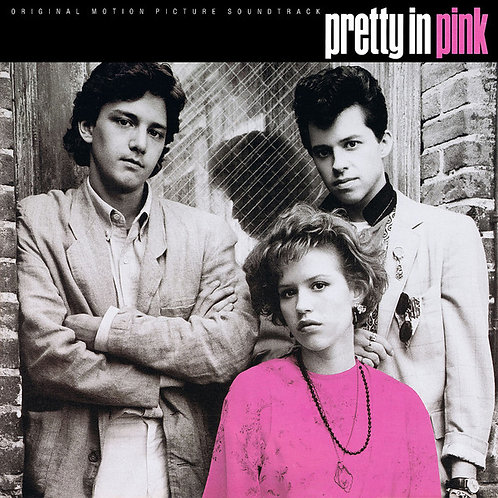 Pretty in Pink (Original Soundtrack)..(Limited Edition, Pink Vinyl) (L.P.)