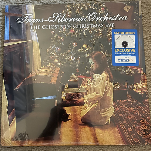 Trans-Siberian Orchestra - The Ghost of Christmas  Eve ( Walmart Exclusive )