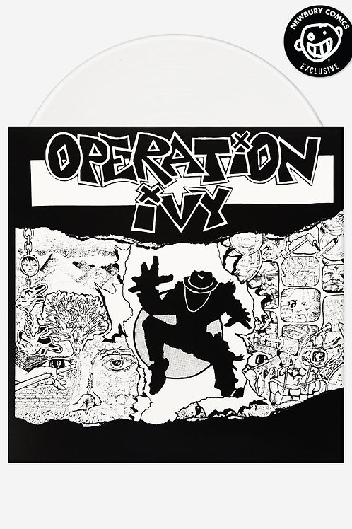Operation Ivy-Energy Newbury Exclusive Vinyl LP