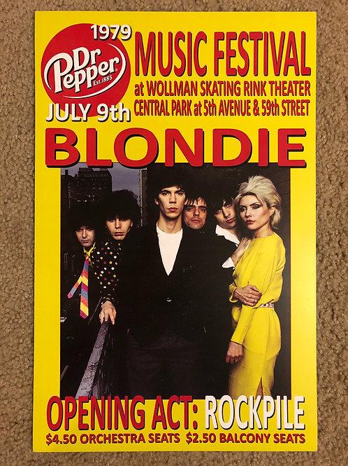 Blondie Dr. pepper (11x17)