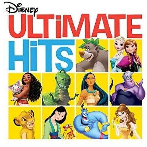 Disney's Ultimate Hits (LP)