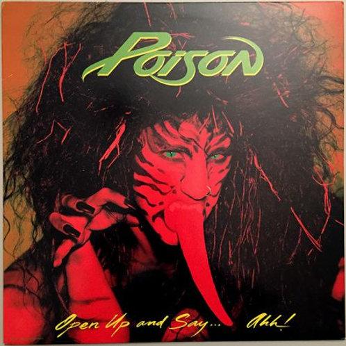 Poison - Open Up And Say Ahh (180 Gram Vinyl, Ltd Edition, Gatefold LP Jacket