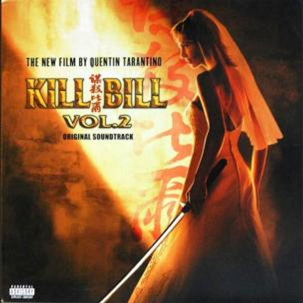Kill Bill: Vol. 2 (Original Soundtrack) (Various Artists) (L.P.)