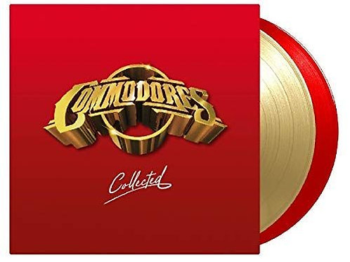 Commodores- Collected Red and Gold 2 (LP)