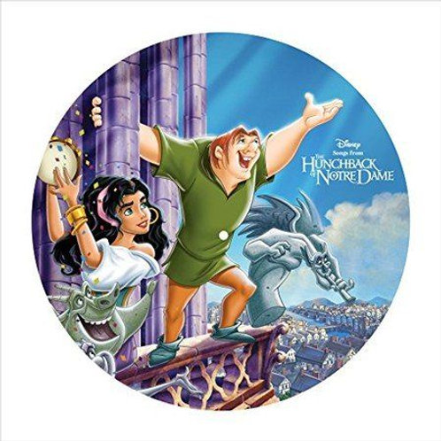 Soundtrack - The Hunchback of Notre Dame (Picture Disc) LP
