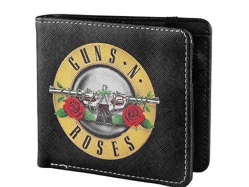 Guns and Roses Classic Logo Wallet
