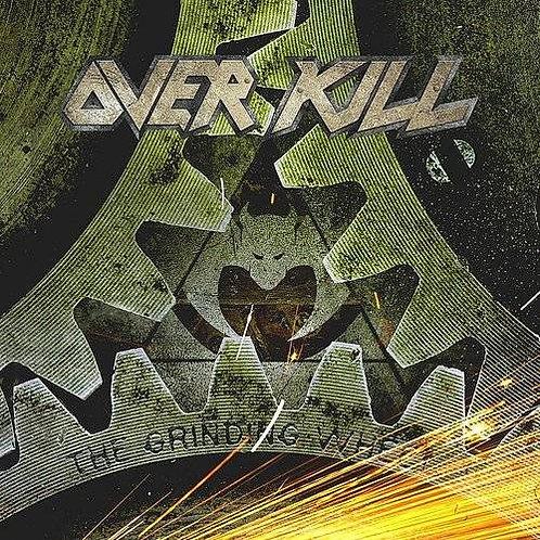 Overkill - The Grinding Wheel (Limited Edition, Gatefold LP Jacket, Yellow & Bla