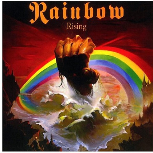Rainbow- Rising (180 gm colored LP)
