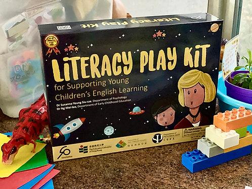 童玩英文遊戲套件 Literacy Play Kit (免運費)
