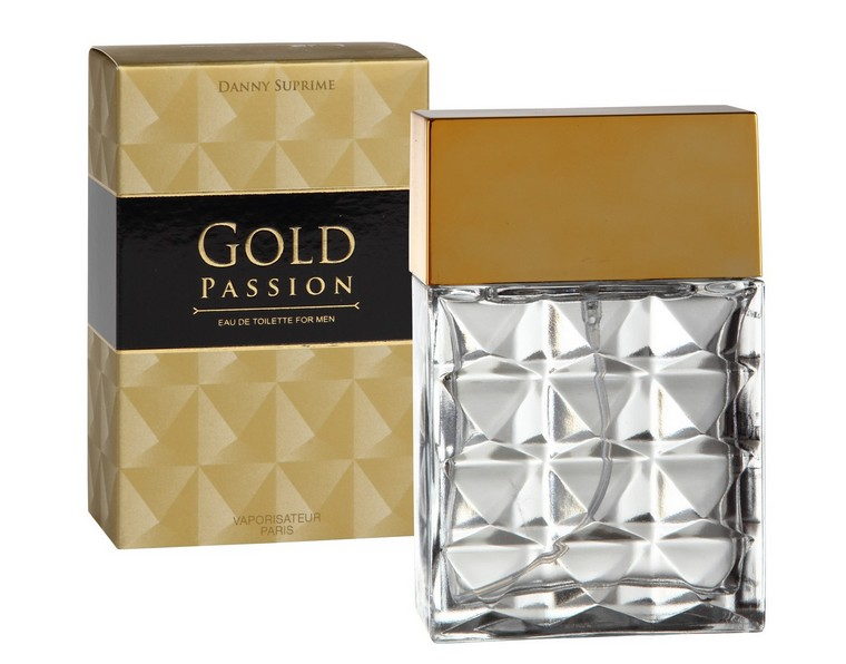 Gold Passion for Men