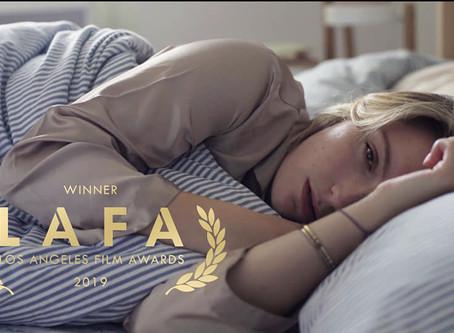Polly Pocket is a Los Angeles Film Awards winner!