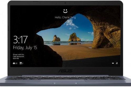 מחשב נייד Asus Laptop E406MA-BV112TS - צבע אפור