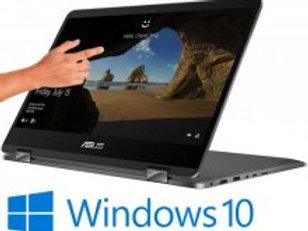 מחשב נייד עם מסך מגע Asus Zenbook Flip 14 UX461FA-E1073T