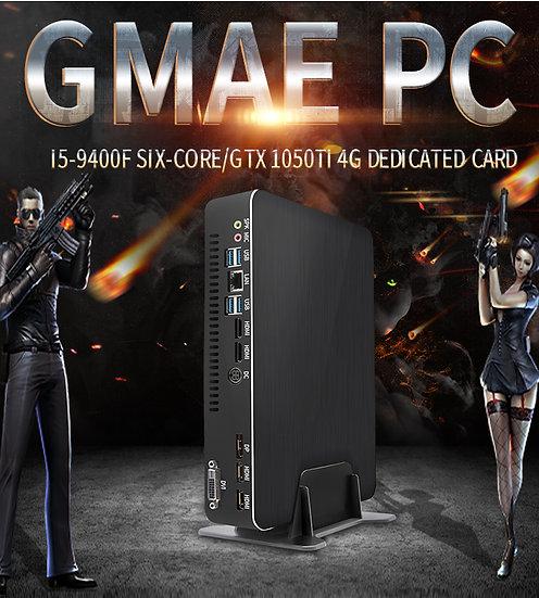 Gaming Computer Intel i5-9400F 6 Cores 6 Threads i7 8700 Nvidia GTX 1050TI 4GB M