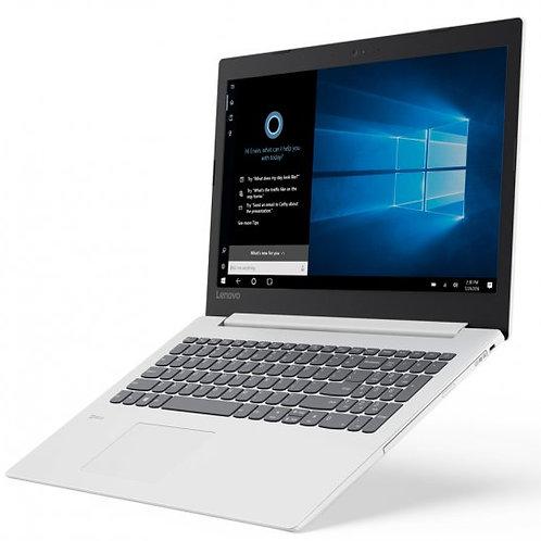 מחשב נייד - Lenovo IdeaPad 330-15AST 81D600QGIV - צבע לבן