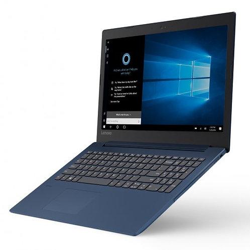 מחשב נייד - Lenovo IdeaPad 330-15AST 81D600QSIV - צבע כחול