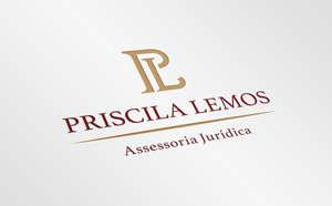 Logotipo Priscila Lemos