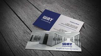 Cartão de Visita Way