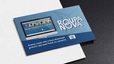 Cartão Roupa Nova